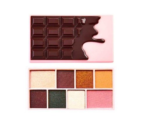 i heart revolution Rocky Road Mini Chocolate Paleta de sombras