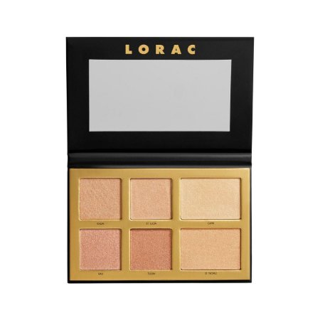 LORAC LUX Diamond Golden Hour Palette