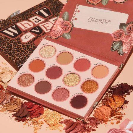 COLOURPOP whatever PALETA DE SOMBRAS