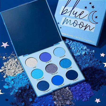 COLOURPOP blue moon PALETA DE SOMBRAS
