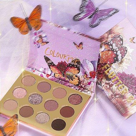 Colourpop flutter by paleta de sombras