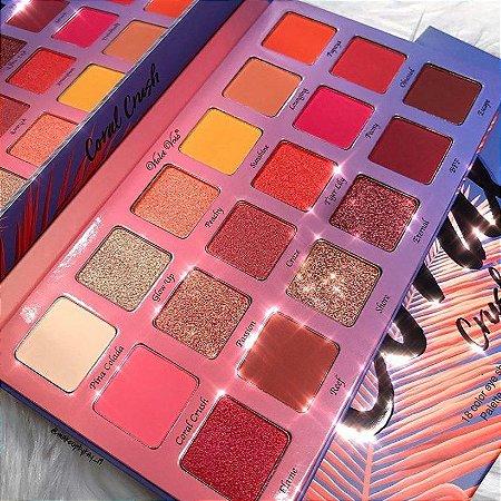 violet voss coral crush paleta de sombras