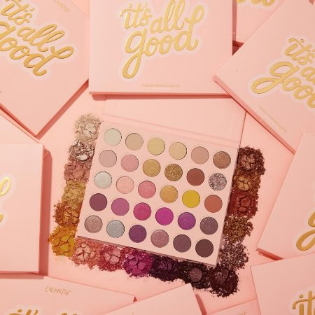 Colourpop it's all good Paleta de Sombras