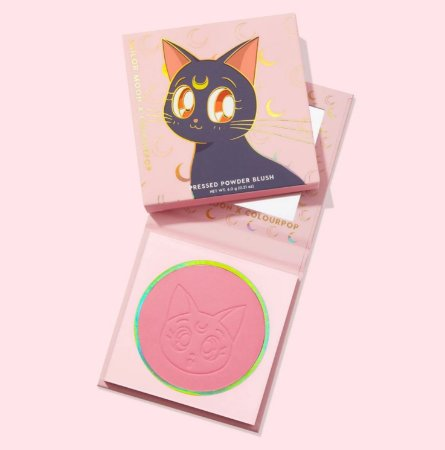 Colourpop SAILOR MOON from the moon pressed powder blush