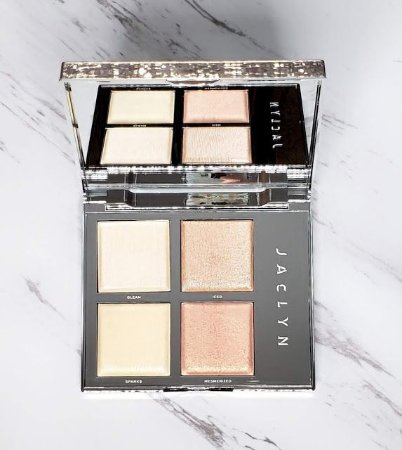 JACLYN ACCENT LIGHT HIGHLIGHTER PALETTE - THE FLASH