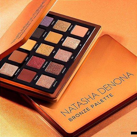 NATASHA DENONA Bronze PALETA DE SOMBRAS