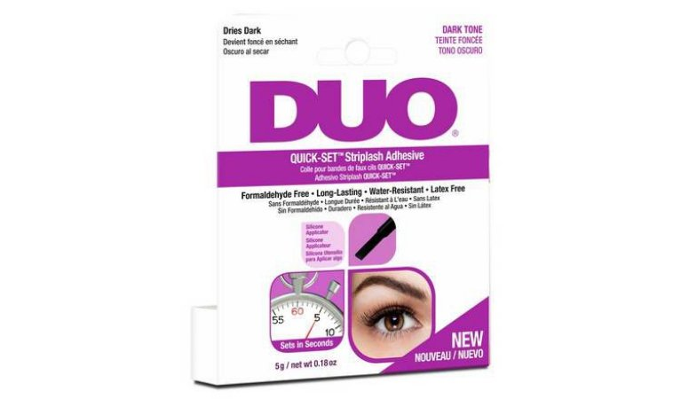 Cola para Cílios DUO Quick-Set Strip Lash Adhesive Clear 5g