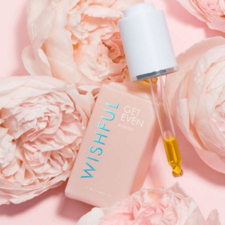 HUDA Wishful Get Even Rose Face Oil 30ml óleo de rosas