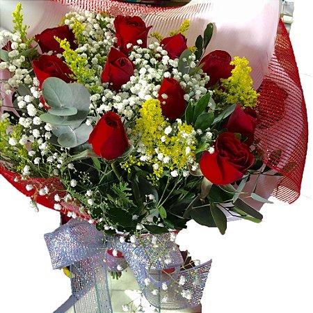Buque Especial com Rosas