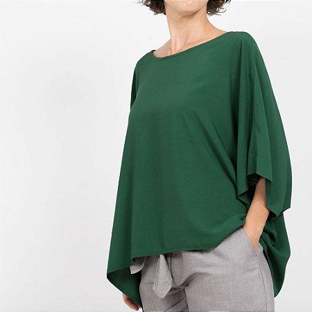 Blusa Soft Verde Garafa