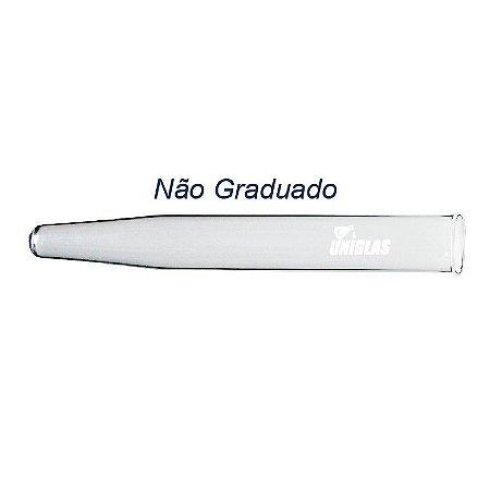 TUBO PARA CENTRIFUGA DE VIDRO SEM GRADUACAO 12ML