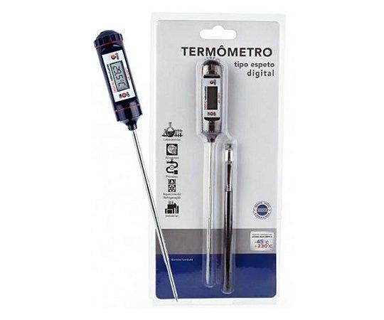 TERMOMETRO TIPO ESPETO -45+230ºC DIGITAL