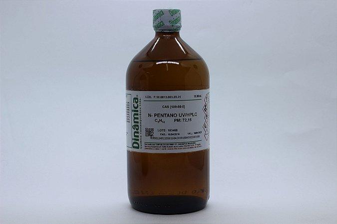 PENTANO-N UV/HPLC ESPECTROSCOPICO 99% 1L