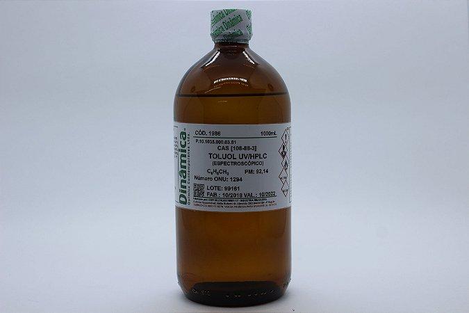 TOLUENO 1L UV/HPLC ESPECTROSCOPICO *PF/SSP