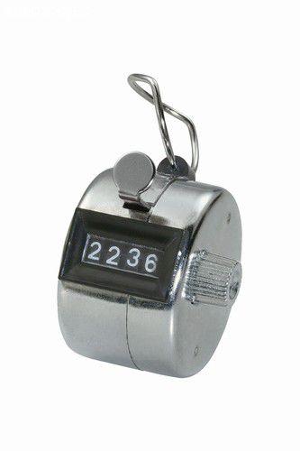 CONTADOR MANUAL DE VOLUMES ATE 9.999 1 TECLA 4 DIGITOS