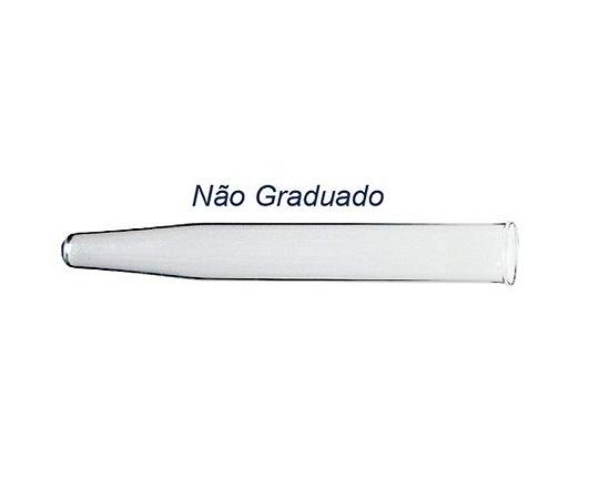 TUBO PARA CENTRIFUGA DE VIDRO SEM GRADUACAO 50ML