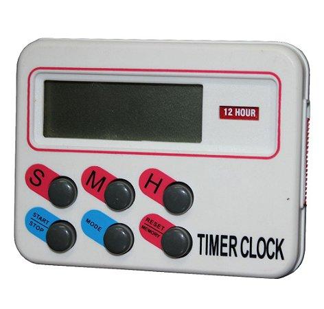 CRONOMETRO TIMER TIPO CLOCK