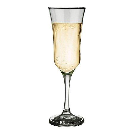 Taça Champagne Lirio 200ml Nadir - 7834 - Cx Com 12 Und