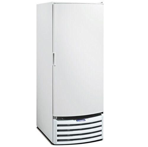 Freezer / Geladeira Metalfrio Vertical Dupla Ação VF55DB Branco 539L - 220V