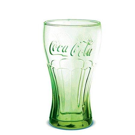 Copo Contour Coca-Cola Cítrico 473ml Cisper - Cx com 6 und