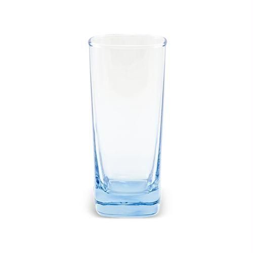 Copo Paris Long Drink Azul Cisper 350ml - Cx com 12 und