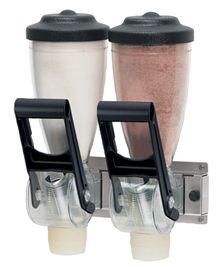 Dosadores Dispenser DUPLO de Sólidos Profíssional 1 Litro - Server