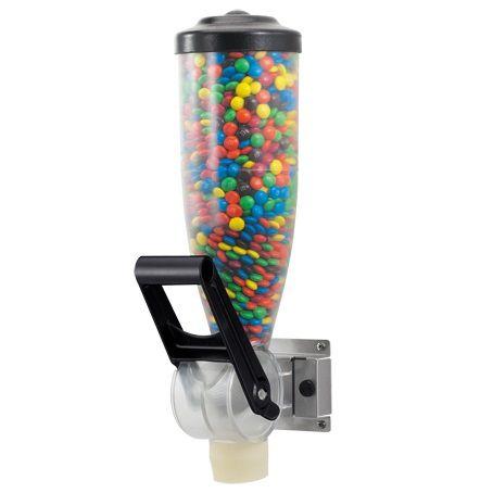Dosadores Dispenser de Sólidos Profíssional 2 Litros - Server