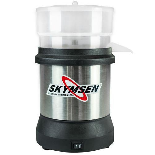 Extrator de Sucos ES Inox 0,25cv Skymsen - 220v