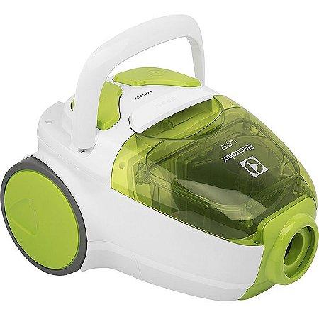 Aspirador de Pó sem Saco LIT21 Electrolux 1400W Branco/Verde