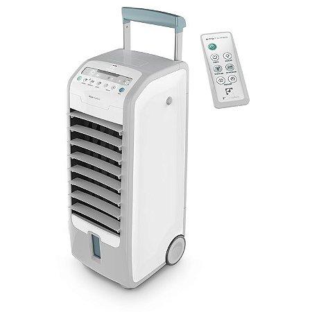 Climatizador de Ar Electrolux com Alça Retrátil Quente e Frio Branco - CL08R