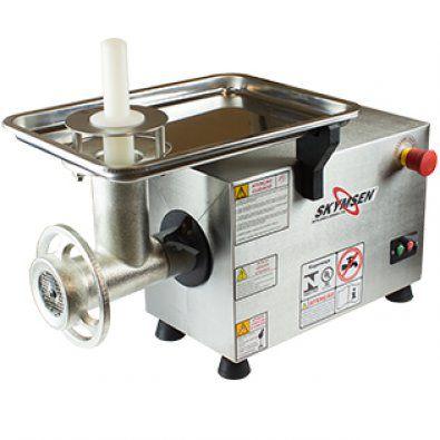 Picador de Carne Inox Boca 10 PS-10 Skymsen - 220v