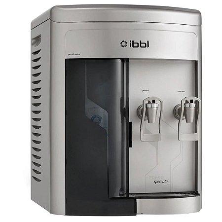 Purificador de Água Ibbl Speciale Prata Fr600