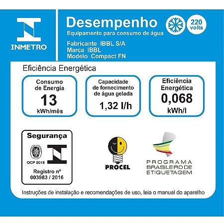 Bebedouro Galão IBBL Compact Preto