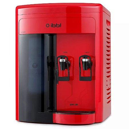 Purificador de Água IBBL Speciale Vermelho FR600