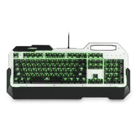 Teclado Warrior Gamer Mecânico Led Multilaser TC217