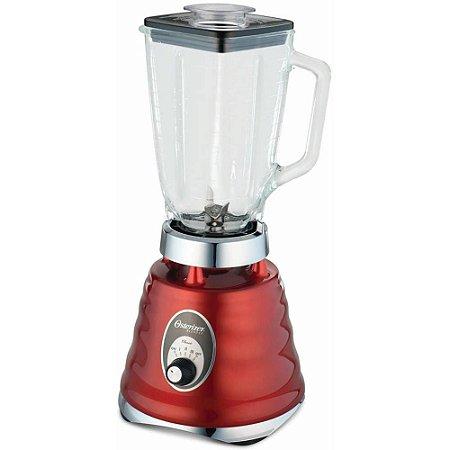 Liquidificador Osterizer Clássico Oster 4126 Vermelho