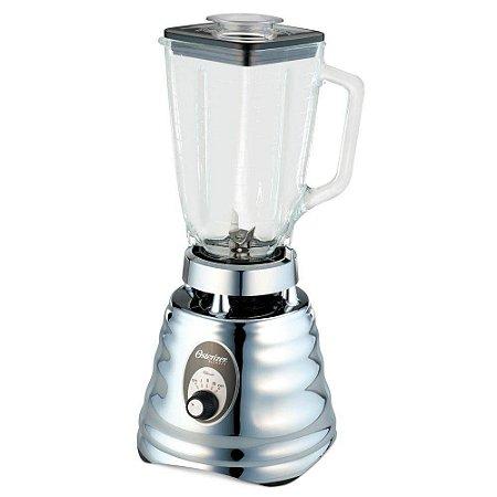 Liquidificador Osterizer Clássico Oster 4655 Prata