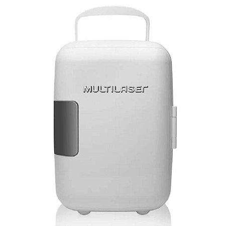 Mini Geladeira Portátil 12 V 4 Litros Multilaser TV009