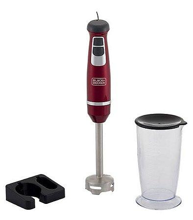 Mixer Vertical Vermelho Black Decker M600V 600W