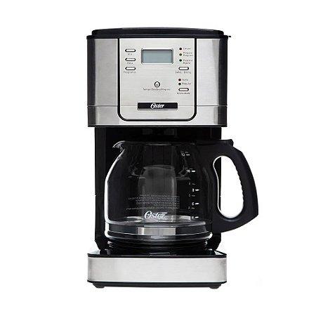 Cafeteira Oster Flavor Programável 900W Prata - 4401
