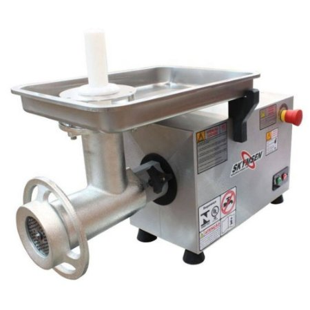 Picador de Carne Skymsen Inox Boca 10 PS-10