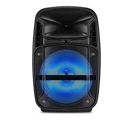 Caixa de Som Amplificadora Multilaser Ativa Bluetooth Bivolt SP293