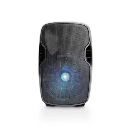 Caixa Amplificadora Multilaser Bluetooth 500W Fm Microfone Sem Fio - SP263