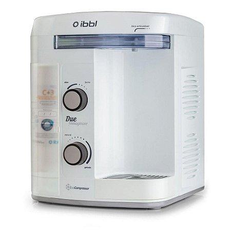 Purificador de Água Compressor IBBL Due Immaginare Branco