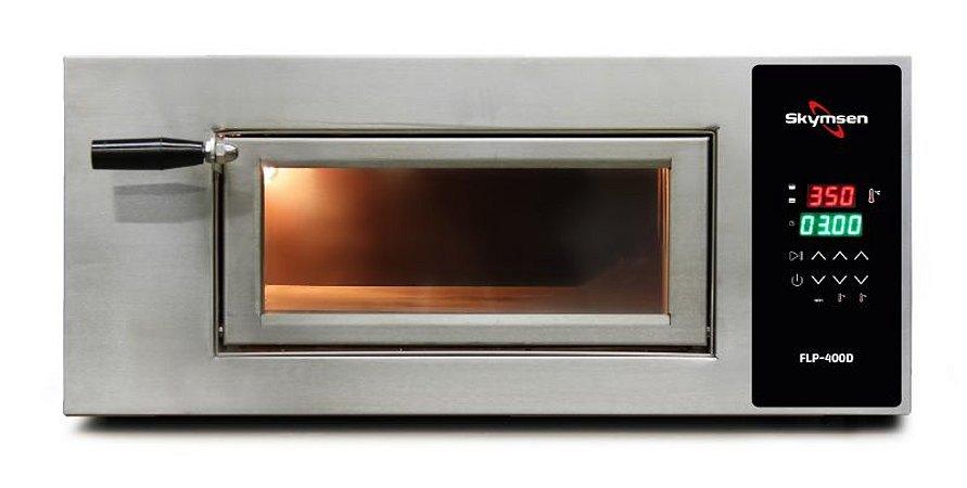 Forno de Lastro Skymsen Digital para Pizza 220V-M 3300W FLP-400D