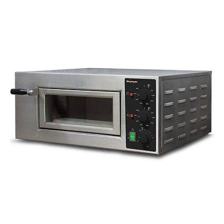 Forno de Lastro Skymsen Analógico para Pizza 220V-M 3300W FLP-400A