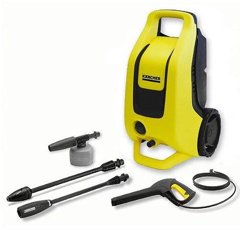 Lavadora de Alta Pressão K3 Power - Amarelo/Preto - Karcher