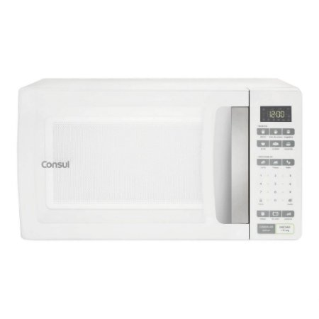 Micro-ondas Consul 32 Litros branco com Função Descongelar - CMS45AB