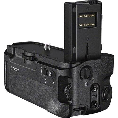Bateria Grip Vertical VG-C2EM para Câmera Alpha a7 II - Sony