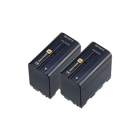 Kit 2 Baterias NP-F970 - Sony